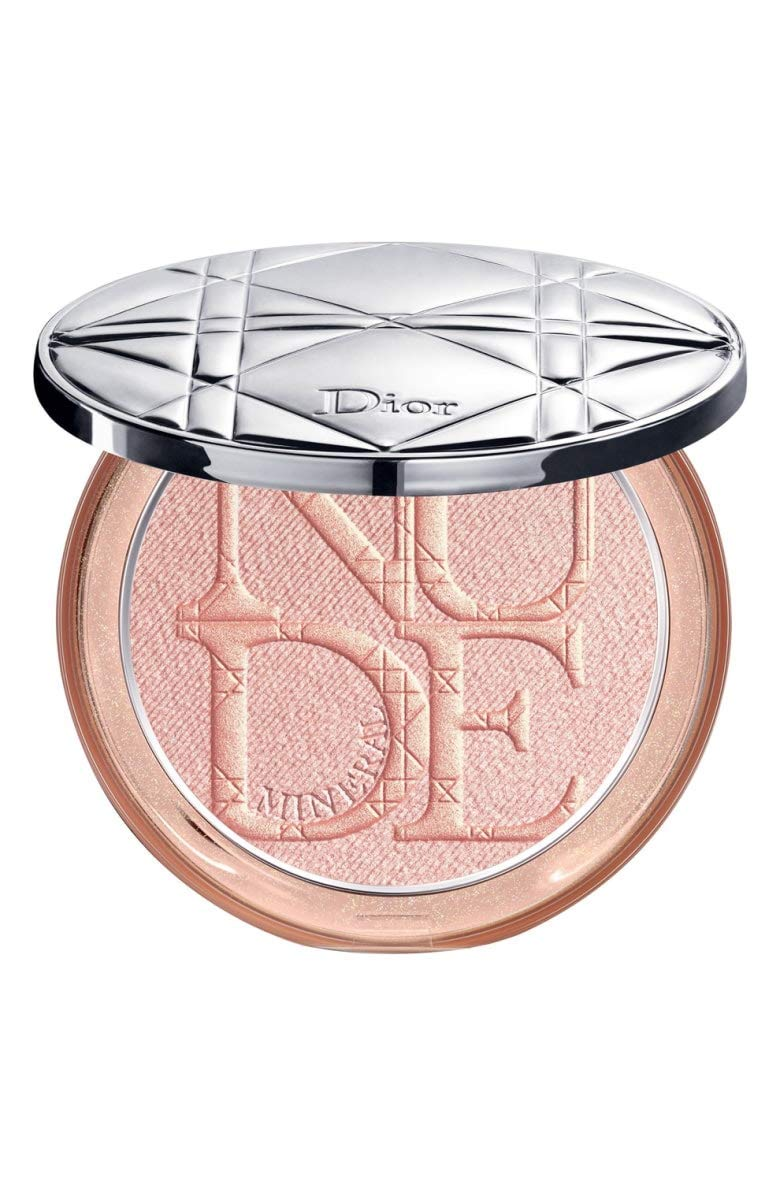 DIORSKIN Nude Luminizer Shimmering Glow Powder # 02 Pink Glow by Dior