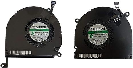 CPU ventilador de refrigeración para lateral izquierdo y derecho ...