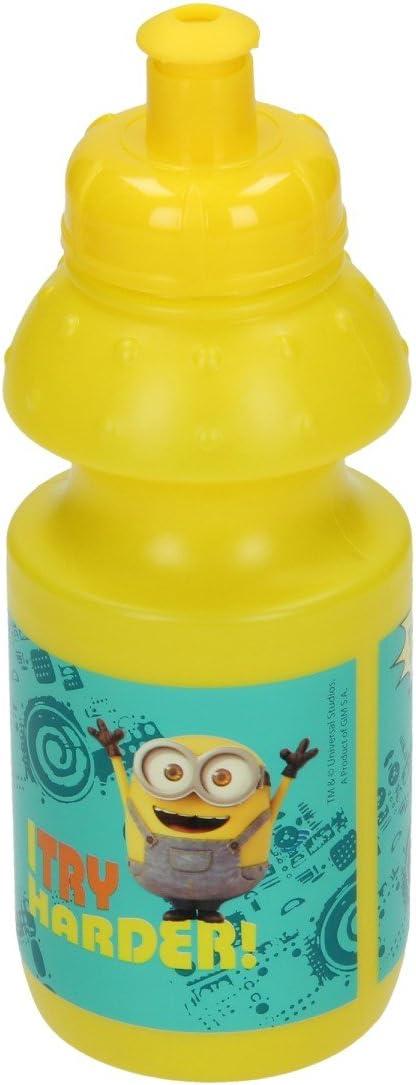 MINIONS- Cantimplora Sport de plastico (Factory 55886235)