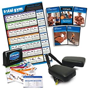 Total Gym Personal Training System Plus Ab Crunch