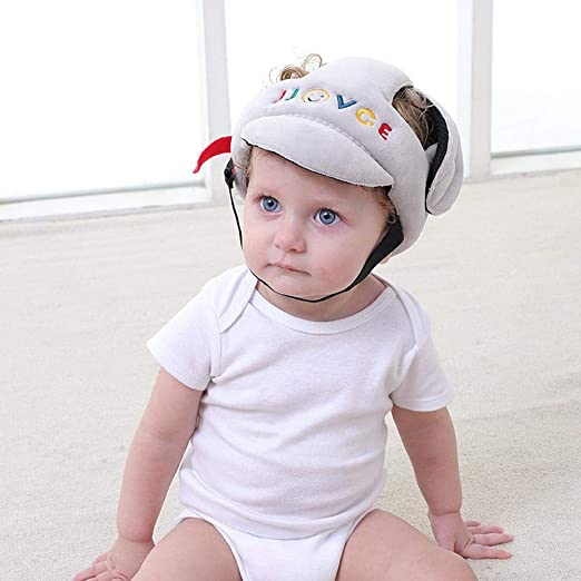Safety Equipment Baby Safety Anti-collision Cap Infant Head Protective Cap Toddler Protection Soft Hat Anti-falling Kids Baby Protective Helmet