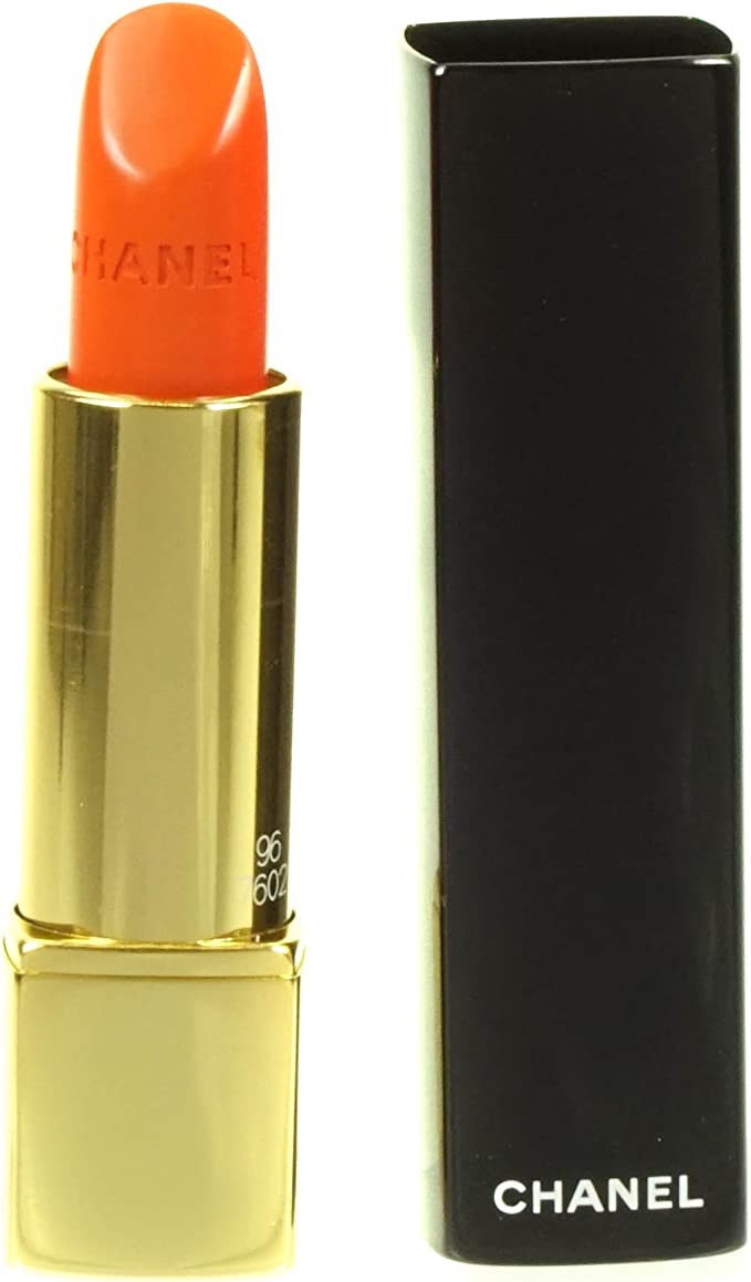 Chanel Rouge Allure 96 excentrique – Labios Intenso/Lipstick: Amazon.es: Belleza