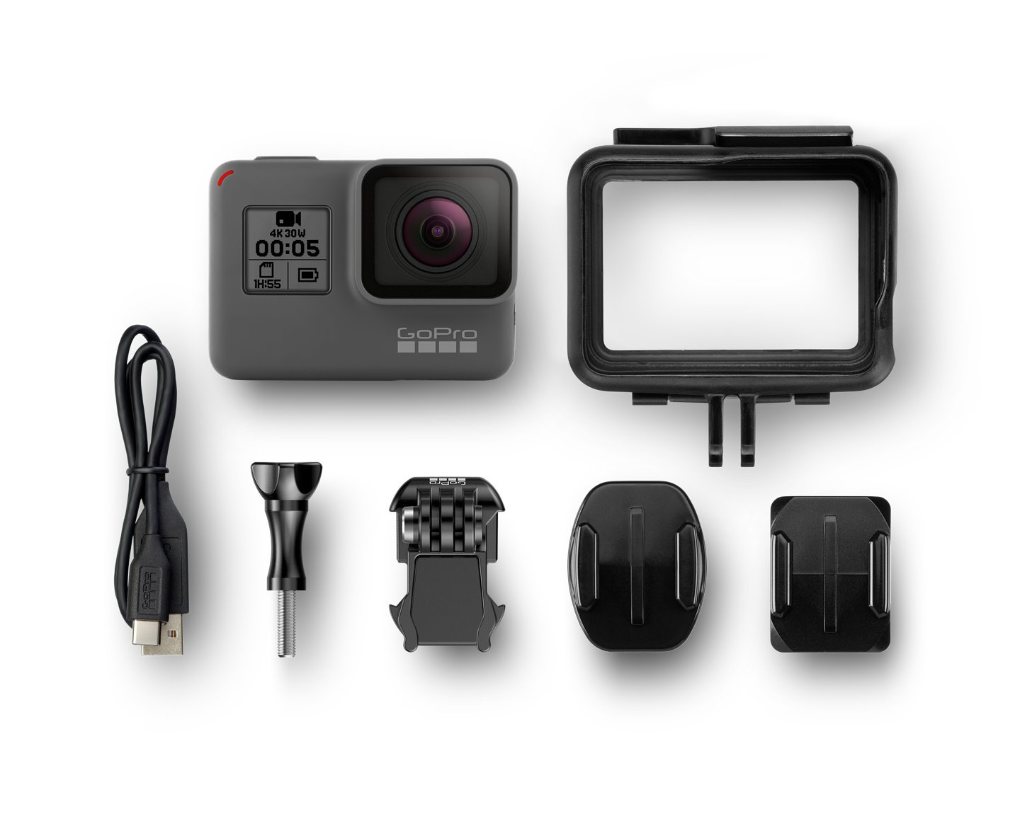A Go Pro to document his favorite outdoor moments - 22 Unusual 1st Anniversary Gift Ideas - TodayWeDate.com