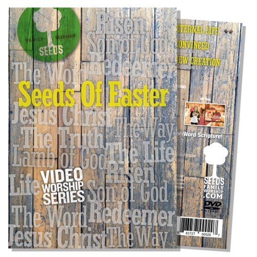 Seeds Family Worship - Seeds Of Easter DVD - Easter videos with lyrics directly from the Bible!