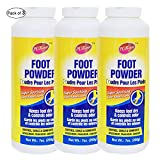 Purest Foot Powder (200g) (Pack of 3)