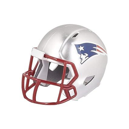 2442bb91 New England Patriots NFL Riddell Speed Pocket PRO Micro/Pocket-Size/Mini  Football Helmet