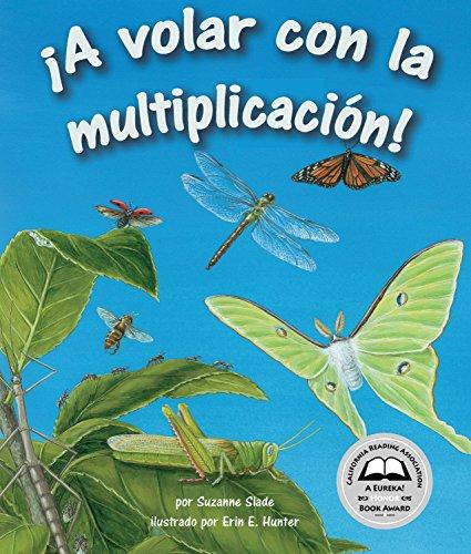 ¡A volar con la multiplicacion! (Spanish Edition) [Suzanne Slade] (Tapa Blanda)