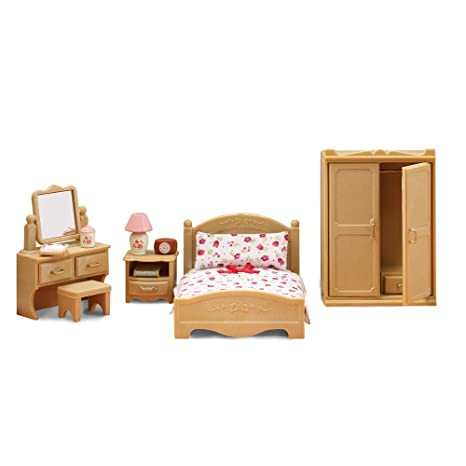 Amazon.com: Calico Critters Parents\' Bedroom: Toys & Games