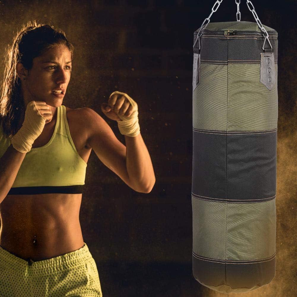 Training Boxing Hook Kick Sandbag Fight Karate Punching Sand Bag 1.2m KI
