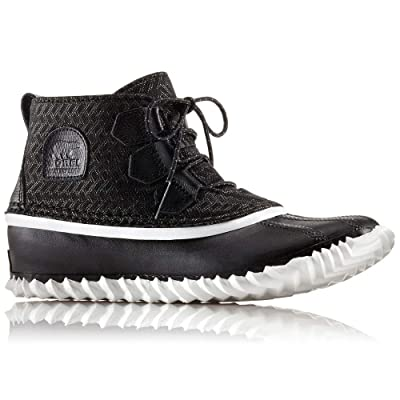 Sorel Women's Out N about Leather Snow Boot | Rain Footwear