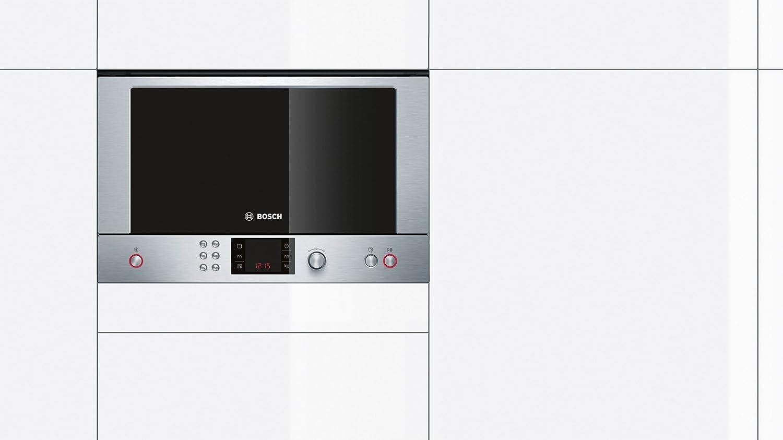 Bosch HMT85GL53, Plata, 595 x 320 x 382 mm, 20000 g, 350 x 270 x 220 mm - Microondas