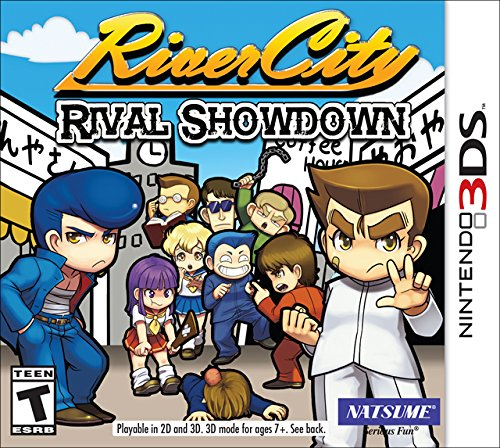 River City: Rival Showdown (Limited Riki Keychain Edition) - Nintendo - River Outlet