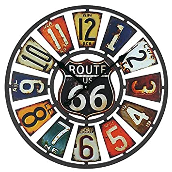 Pendel Holz Route 66