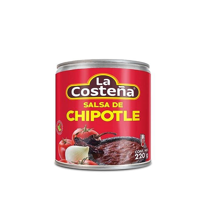 La Costena Salsa De Chile Chipotle (220g)