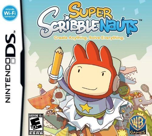 Super Scribblenauts (Cheap Nintendo Ds Games)