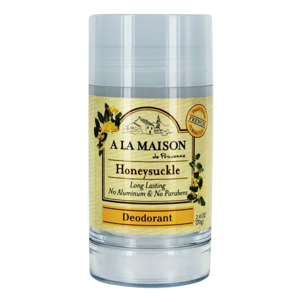 A La Maison Deodorant, Honeysuckle, 2.4 Ounce