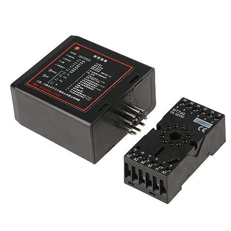 Detector inductivo del Lazo del vehículo del Solo Canal de PD132 Detector del vehículo para el