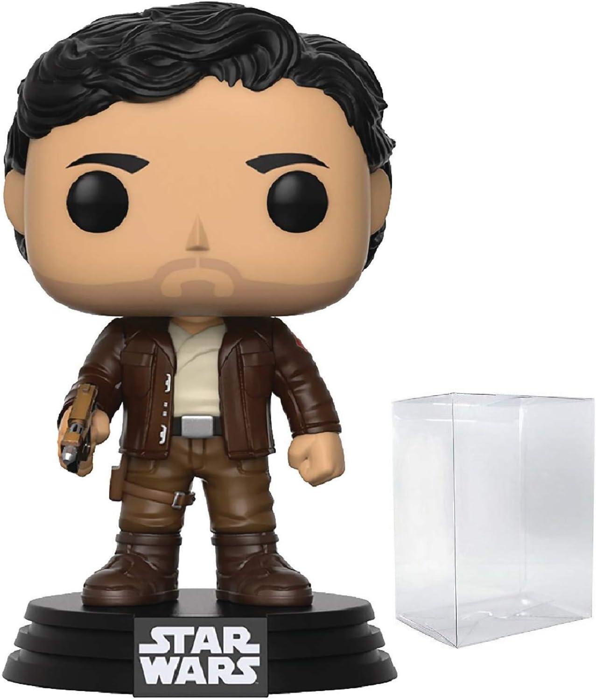 Funko Poe Dameron Brand New In Box Rise of Skywalker POP Star Wars