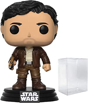 Funko Pop! Figura de Vinilo de PoE Dameron #192 de Star Wars: The ...
