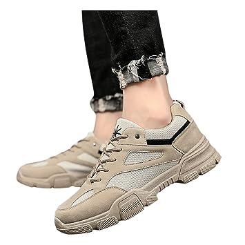 Zapatillas Hombres Deporte Running Sneakers Zapatos para Correr ...