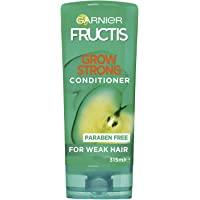 Garnier Fructis Grow Strong Conditioner for Stronger Hair, 315ml