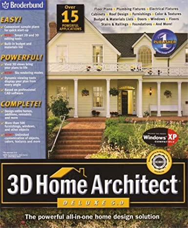 3d home architect home design deluxe 6 0 homemade ftempo for 3d home architect home design deluxe 6