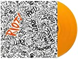 Riot! Exclusive Limited Edition Orange Vinyl LP