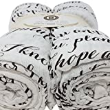 Scripture Strong Jeremiah 29:11 | Best Muslin Baby Swaddle...
