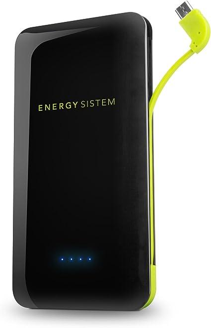 Energy Sistem - Batería externa portátil (5000mAh, para tabletas y ...