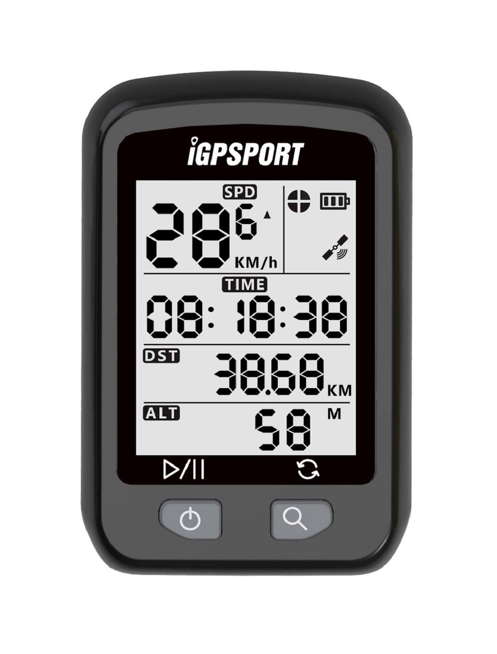 iGPSPORT GPS Cycling Computer 20E Wireless Waterproof Speedometer Odometer by iGPSPORT (Image #1)