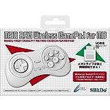 8BitDo M30 2.4G Wireless GamePad for MD ホワイト 【メガドライブ/SWITCH(有線)用コントローラー】 - Switch