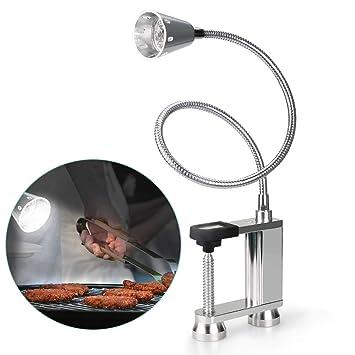 BBQ Grill Light 12 LED Super Brillante, 24
