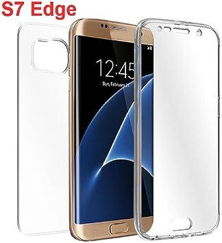 Ver funda para Samsung Galaxy S7 y Samsung Galaxy S7 Edge Sannysis ...