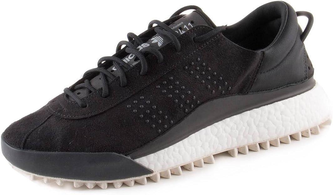 Recientemente Medio Sin aliento  adidas Mens Alexander Wang Aw Hike Lo Black Size: 9.5 UK: Amazon.co.uk:  Shoes & Bags