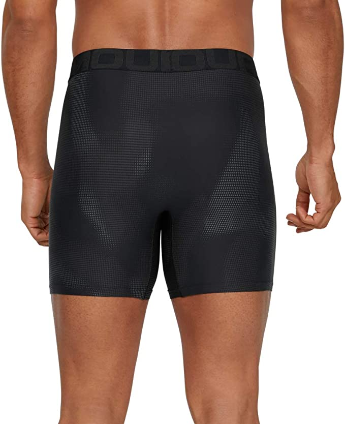 Under Armour Tech 6in 2 Pack Novelty Ropa Interior, Hombre: Amazon ...