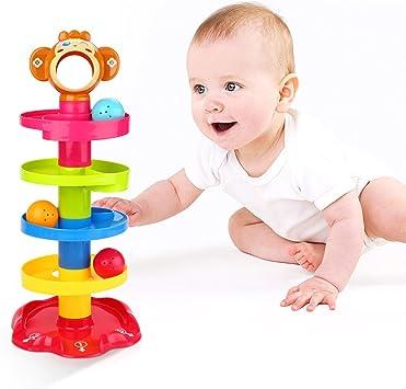YGJT Juguete de Niño 1 año Niña Niño Juguete de Construcción de ...