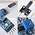 XCSOURCE 5pcs Soil Moisture Sensor And Automatic Watering System for Arduino TE215