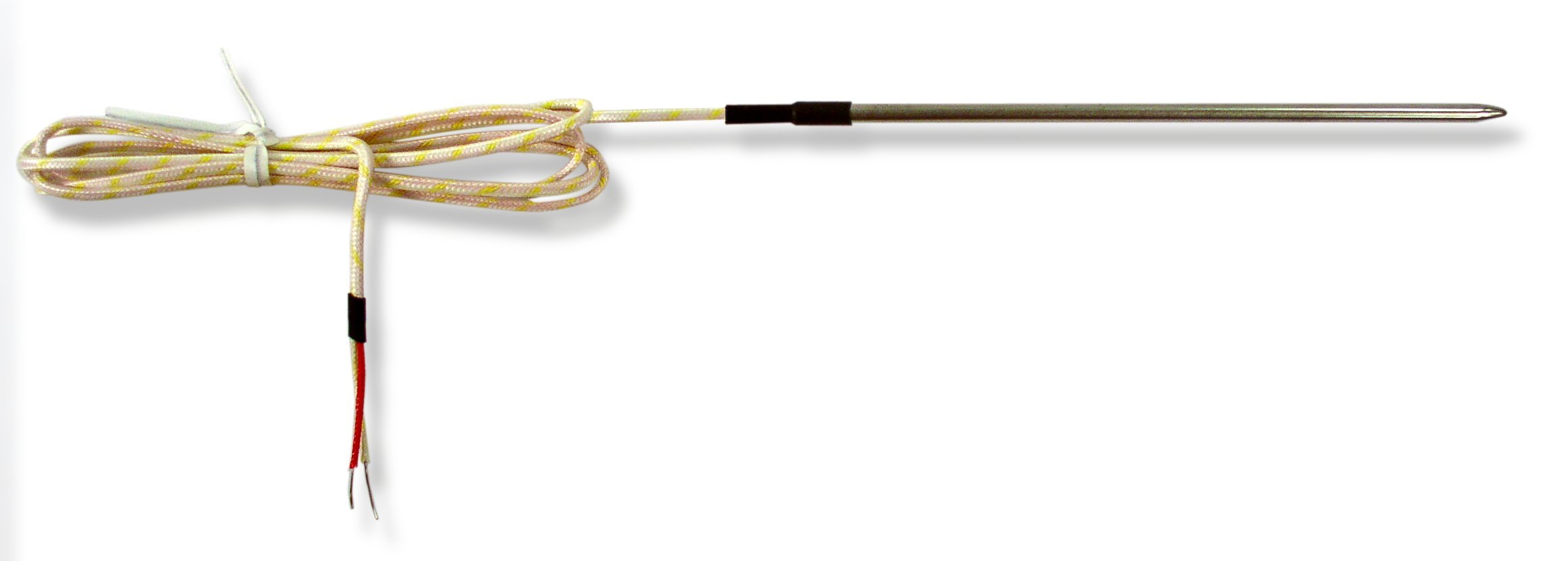 Cooper-Atkins 2020K Type K Thermocouple Probe, 4.75'' Shaft Length, -100 to +1,000 degrees F by Cooper