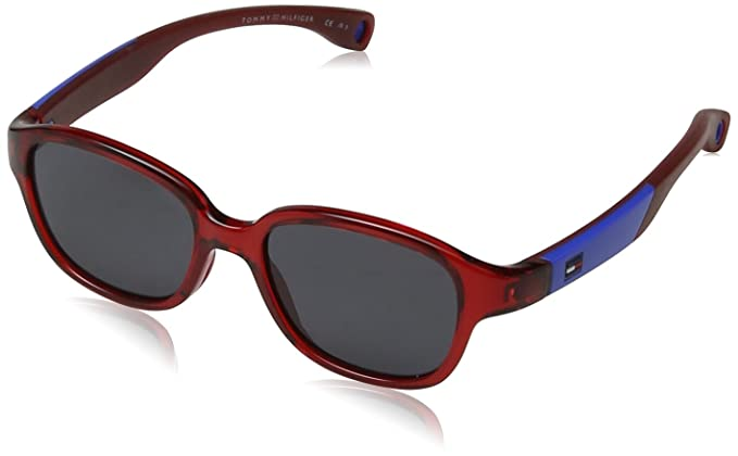 Tommy Hilfiger Gafas de sol TH 1499/S IR Red, 43: Amazon.es ...