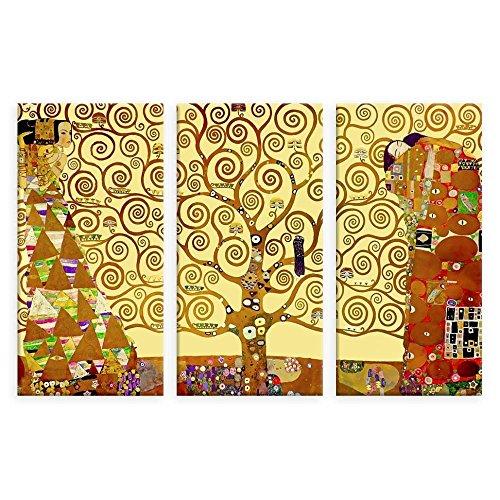 of Life Gustav Klimt Vinyl Sticker Decal 36
