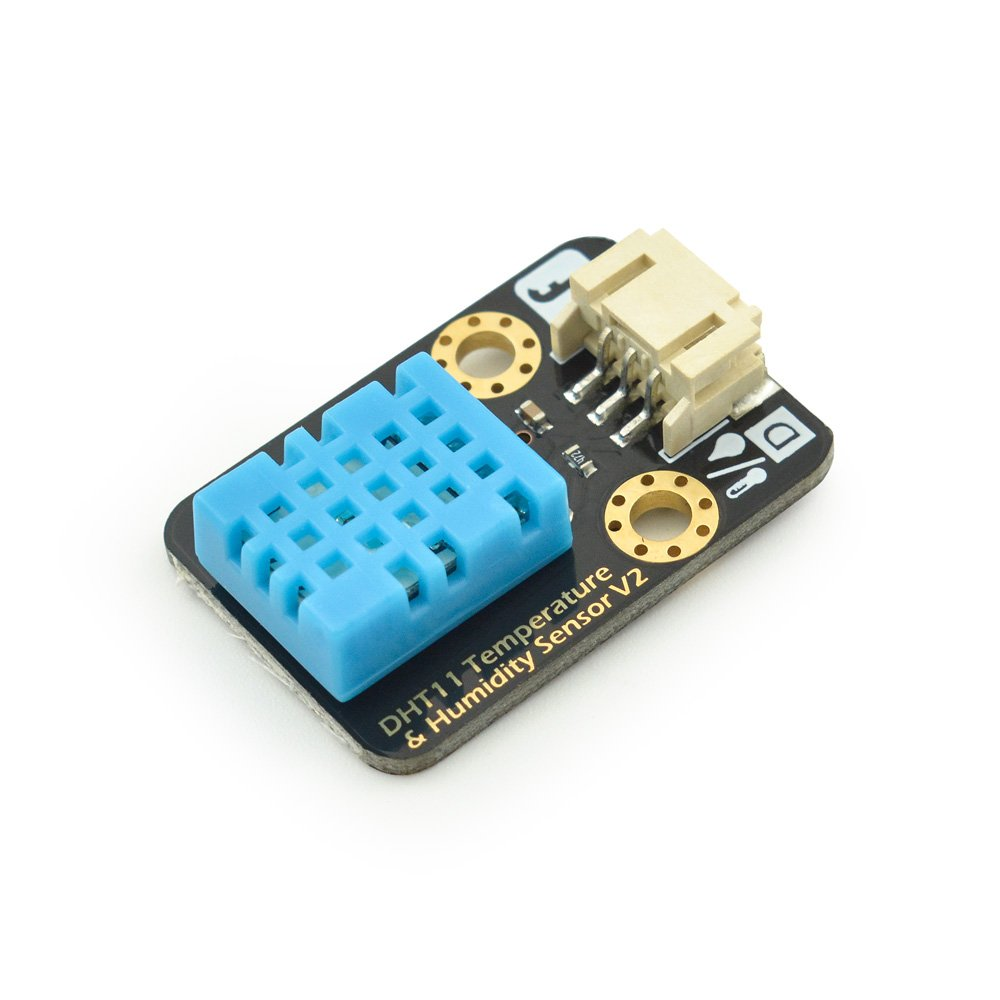 DFRobot Gravity: DHT11 Temperature and Humidity Sensor