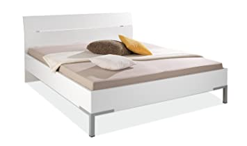Bettgestell Doppelbett Jugendbett Orino 2 140 X 200 Cm