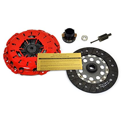Amazon.com: EFT STAGE 2 CLUTCH KIT 2001-2006 BMW M3 E46 3.2L S54 FITS BOTH 6SPD GEARBOX&SMG: Automotive