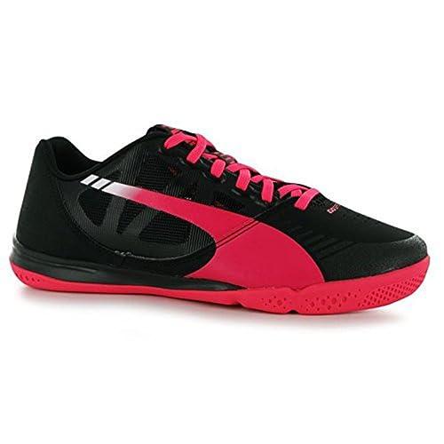 Puma Attencio Junior Trainer - Zapatillas para fútbol sala para niños: Amazon.es: Zapatos y complementos