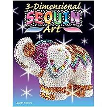 SEQUIN ART 3d, Elefante