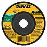 DEWALT DW4629 5-Inch by 1/4-Inch by 7/8-Inch Concrete/Masonry Grinding Wheel