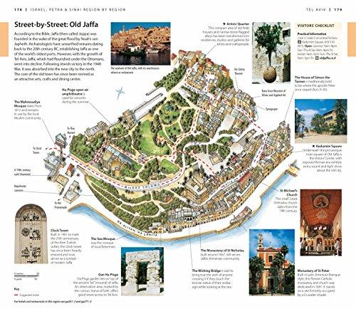 Jerusalem Eyewitness Travel Guide