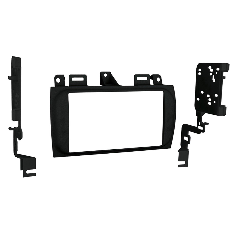 Amazon.com: Metra doble DIN Dash Kit de instalación para ...