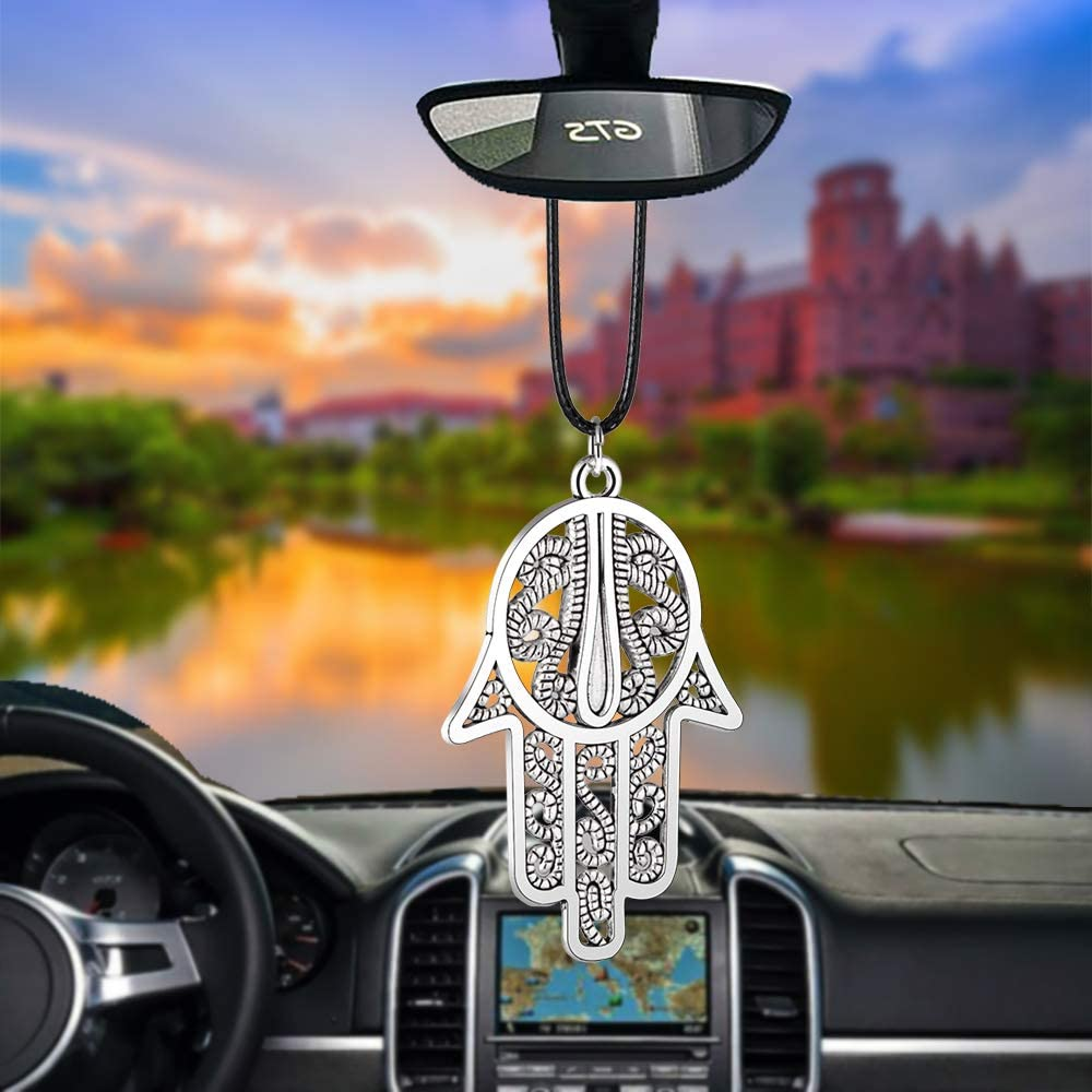 Tree Libloop Men or Women Hanging Decorations for Car or Truck Rearview Mirror