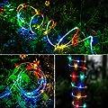 Bebrant LED Rope Lights String Lights Battery Operated
